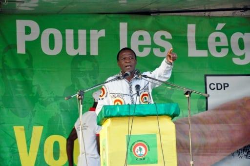 Ouagadougou (AFP)© 2017 AFPBurkina-politique-médias-presse