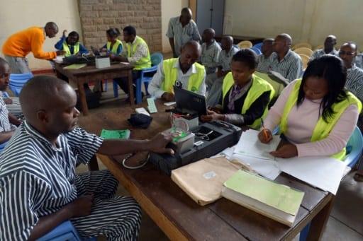 Nairobi (AFP)© 2017 AFPKenya-élections-politique-UE