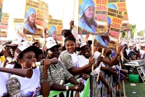 Début du scrutin pour les élections législatives — Sénégal