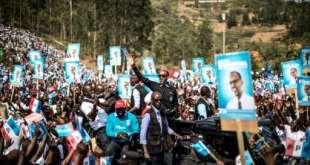 Par Stephanie AGLIETTIKigali (AFP)© 2017 AFPRwanda-élections