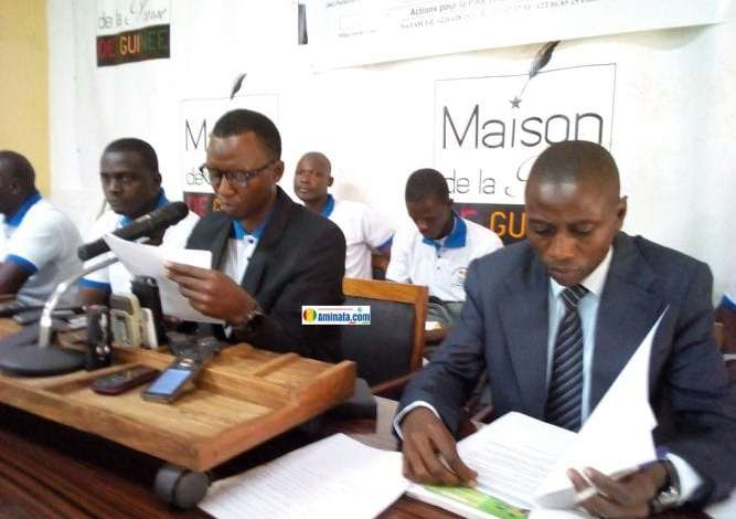 Guinée une plateforme des jeunes lance le projet « jeunesse et Développement »