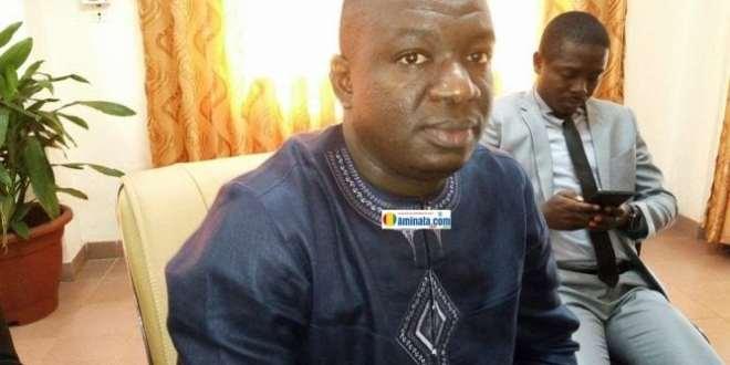 Maitre Thierno Moussa Diallo, avocat d'oustaz Taibou Bah