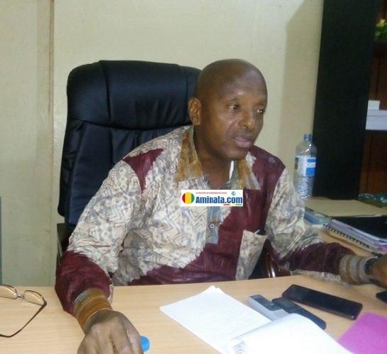 Ibrahima 2 Barry, directeur communal de l'éducation de Matam