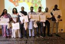 Les lauréats de sept prix de la première édition Katala 224