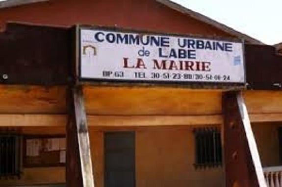 La mairie de Labé