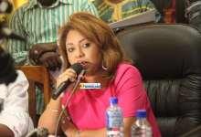 Marie Madeleine Dioubaté, ancienne candidate à la présidentielle