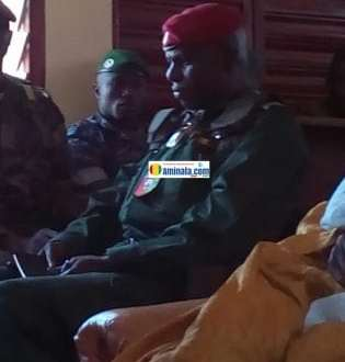 Le colonel Issa Camara devant le juge pour crimes contre les populations de Mali