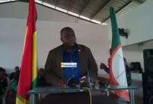 Mohamed Bakary Keita, secrétaire à la jeunesse de l'UFDG