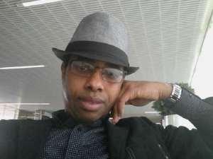 Souley Thianguel, directeur de communication de l'UFDG