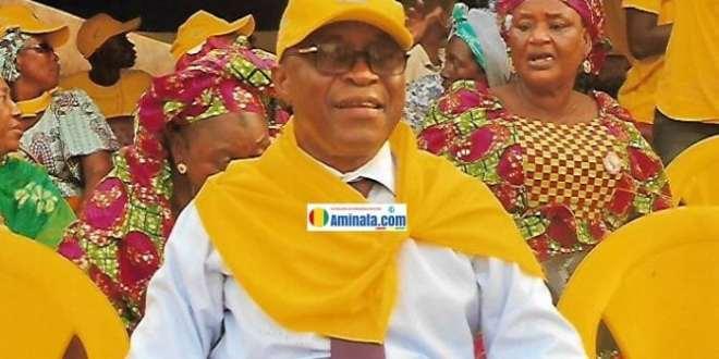 Elhadj Fodé Amadou Camara, candidat du RPG arc-en-ciel à Matam