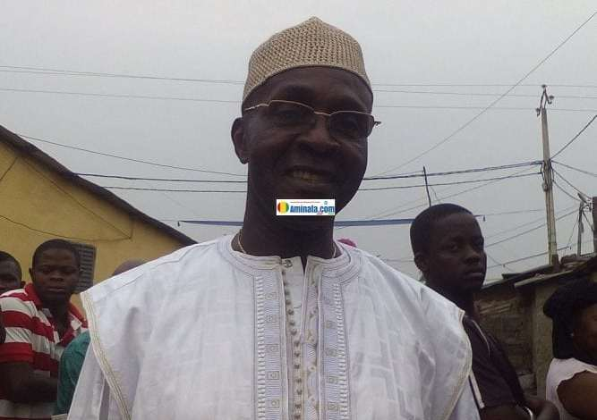 Sorel Bangoura, candidat de l'UFDG à la Mairie de Matam dit être vigilent pour empêcher les fraudes