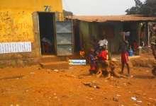 Un quartier de Koloma dans la commune de Ratoma (photo d'illustration)