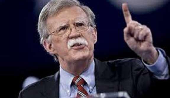 John Bolton, conseiller à la sécurité des Etats-unis