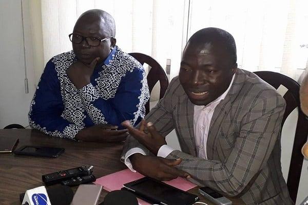 Me Mohamed Traoré, batônnier de l'ordre des avocats
