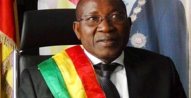 Général Mathurin Bangoura, gouverneur de la ville de Conakry