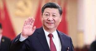 Xi Jinping, président de la République populaire de Chine