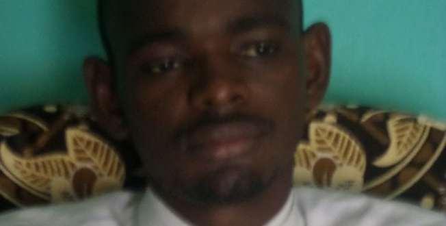 Ibrahima Kalil Diallo, président du Collectif de journalistes pour le soutien des actions présidentielles (CJSAP)