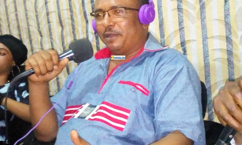 Chérif Abdallah, le président du Groupe organisé des hommes d'affaires (GOHA)