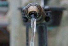 Eau potable dans un robinet en Afrique
