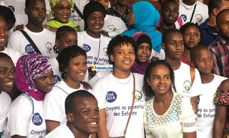 Le Club Raby et les Enfants célèbre la journée internationale des droits de l'enfant