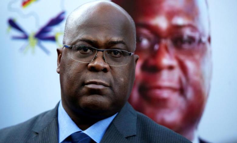 Félix Tshisekedi, nouveau président du Congo-Kinshassa