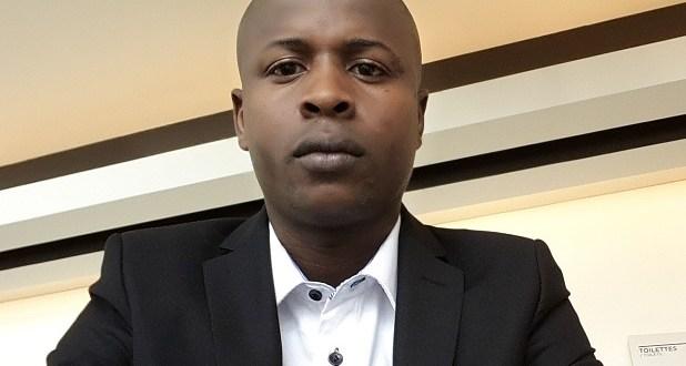 Mamadou Aliou Barry, DG de l'OGICOM