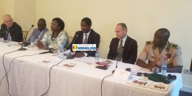 Mouctar Diallo, ministre de la jeunesse préside la retraite sur le positionnement stratégique de l'ASCAD