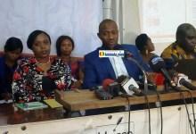 Aliou Barry Directeur général de State View international et représentant d'Afro Baromètre