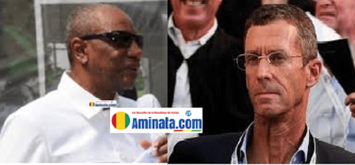 Les deux ennemis jurés Alpha Condé et Beny Steinmetz trouvent un accord sur le Simandou