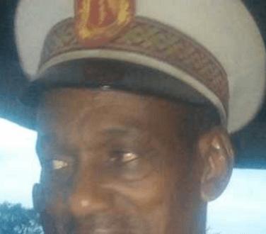 Ibrahima Diallo, ancien préfet de Pita