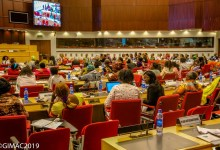 Ouverture de la 33ème réunion consultative du pré-sommet de la société civile sur l'intégration du genre à Addis-Abeba
