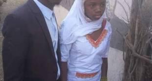 Le mariage entre cette fillette de 13 ans et ce jeune a soulevé un tollé sur les réseaux sociaux
