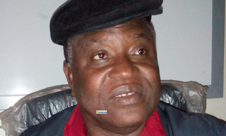 Mory Sangaré, ministre de l'enseignement pré-universitaire