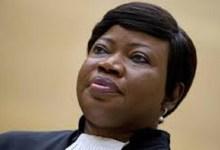 Fatou Bensouda, procureur de la Cour pénale internationale (CPI)