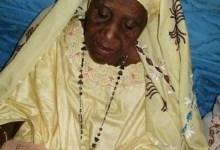 Hadja Bobo, soeur de Saifoulaye Diallo, compagnon de lutte de sékou Touré