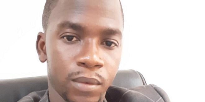 Mamadou Misbaou Diallo, directeur de publication du journal l'Expressinfo