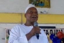 Sékou Le Gros membre de Bembeya Jazz national
