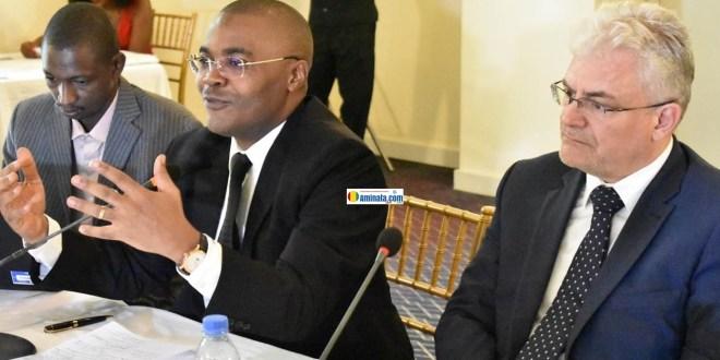 Une session de formation sur la standardisation des plans d'affaires des projets soumis au Cadre de concertation
