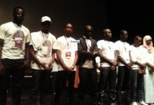 Des lauréats des prix Guinée Challenges
