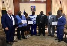 Dr Mohamed Bérété honoré par l'Assemblée Parlementaire de la Francophonie