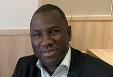 Fodé Diakité, Président de l'Association guinéenne pour l'unité et la transparence (AGUT)