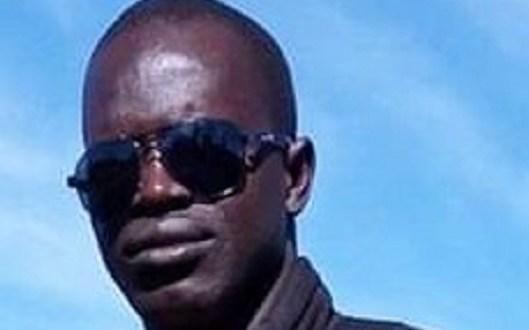 Samba Camara, président du mouvement Djoken Alpha