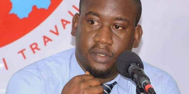Aliou Bah, Président de l'organe provisoire du MoDeL