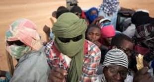 Des migrants refoulés d'Alger (image d'illustration)