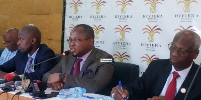 Ouverture de la première réunion du Comité Inter-Parti pour les législatives