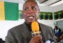 Elhadj Diouma Diallo, 3e vice-président de l'Union des forces démocratiques de Guinée (UFDG)