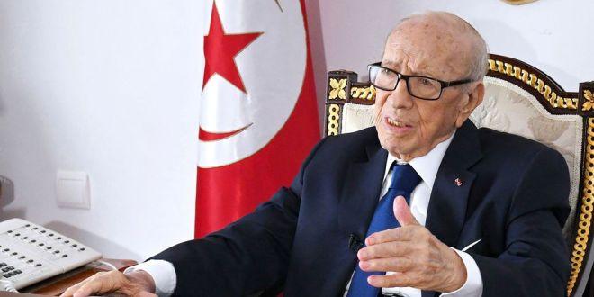 Le président tunisien Béji Caïd Essebsi est décédé ce mercredi 25 juillet 2019