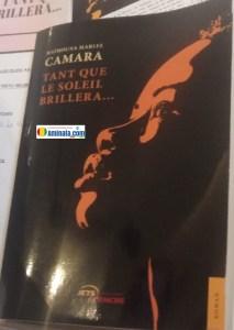 Le roman de Maimouna Marlee Camara « Tant que le soleil brillera… »