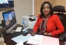 Aminata Sylla, Directrice générale de la Loterie nationale de Guinée (LONAGUI)