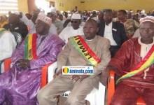 Des élus locaux de Dinguiraye